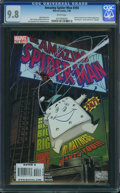 Magazines:Superhero, The Amazing Spider-Man #594 (Marvel, 2009) CGC NM/MT 9.8 White pages.