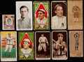 Baseball Cards:Lots, 1887-1925 Baseball Card Collection (10)....