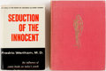 Books:Hardcover, Seduction of the Innocent/Parade of Pleasure Group of 4 (1950s).... (Total: 2 Items)
