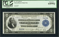 Large Size:Federal Reserve Bank Notes, Fr. 757 $2 1918 Federal Reserve Bank Note PCGS Choice New 63PPQ.. ...