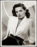"Movie Posters:Miscellaneous, Jane Russell (Early 1950s). Portrait Photo (11"" X 14""). Miscellaneous.. ..."