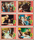 "Movie Posters:Sports, The Joe Louis Story (United Artists, 1953). Lobby Cards (6) (11"" X 14""). Sports.. ... (Total: 6 Items)"