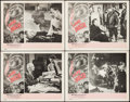 "Movie Posters:Science Fiction, The Flying Saucer (Film Classics, Inc., 1950). Lobby Cards (4) (11""X 14""). Science Fiction.. ... (Total: 4 Items)"