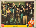 "Movie Posters:Comedy, Go West (MGM, 1940). Lobby Card (11"" X 14""). Comedy.. ..."