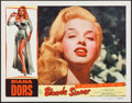 "Movie Posters:Bad Girl, Blonde Sinner (Allied Artists, 1956). Lobby Card (11"" X 14""). BadGirl.. ..."