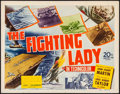 "Movie Posters:War, The Fighting Lady (20th Century Fox, 1944). Title Lobby Card (11"" X14""). War.. ..."