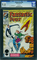 Modern Age (1980-Present):Superhero, Fantastic Four #304 - WESTPORT COLLECTION VOL 2 (Marvel, 1987) CGC NM/MT 9.8 White pages.