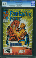 Fantastic Four #317 (Marvel, 1988) CGC NM/MT 9.8 Off-white to white pages