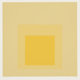 Josef Albers (1888-1976) I-S d, from Homage to the Square, 1969 Screenprint in colors on wove paper 13-3/4 x 13-3