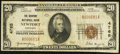 National Bank Notes:Kentucky, Newport, KY - $20 1929 Ty. 1 The Newport NB Ch. # 4765. ...
