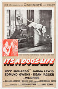 """Movie Posters:Comedy, It's a Dog's Life & Other Lot (MGM, 1955). One Sheets (2) (27"""" X 41""""). Comedy.. ... (Total: 2 Items)"""