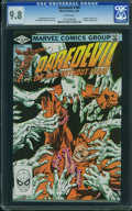Modern Age (1980-Present):Superhero, Daredevil #180 (Marvel, 1982) CGC NM/MT 9.8 White pages.