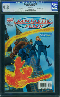 Fantastic Four V3#508 - WESTPORT COLLECTION (Marvel, 2004) CGC NM/MT 9.8 White pages