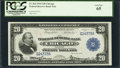 Large Size:Federal Reserve Bank Notes, Fr. 824 $20 1915 Federal Reserve Bank Note PCGS Gem New 65.. ...