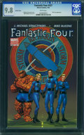 Modern Age (1980-Present):Superhero, Fantastic Four V3#527 - WESTPORT COLLECTION (Marvel, 2005) CGC NM/MT 9.8 White pages.