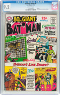 Silver Age (1956-1969):Superhero, 80 Page Giant #5 (DC, 1964) CGC NM- 9.2 Off-white pages....