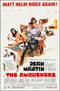 """Movie Posters:Action, The Ambushers (Columbia, 1967). One Sheet (27"""" X 41""""). Action.. ..."""