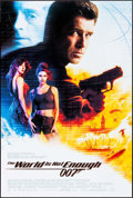 """Movie Posters:James Bond, The World is Not Enough (MGM, 1999). International One Sheet (27"""" X 40"""") SS. James Bond.. ..."""