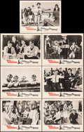 "Movie Posters:Rock and Roll, Ferry Cross the Mersey & Other Lot (United Artists, 1965).Lobby Cards (7) (11"" X 14"") & One Sheet (27"" X 41""). Rock andRol... (Total: 8 Items)"