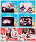 "Movie Posters:Exploitation, The Glory Stompers and Other Lot (American International, 1967).Lobby Cards (6) (11"" X 14""). Exploitation.. ... (Total: 6 Items)"