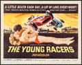 "Movie Posters:Action, The Young Racers (American International, 1963). Half Sheet (22"" X 28"") & Lobby Cards Set of 8 (11"" X 14""). Action.. ... (Total: 9 Items)"