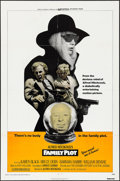 "Movie Posters:Hitchcock, Family Plot (Universal, 1976). One Sheet (27"" X 41""). Hitchcock.. ..."