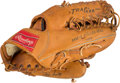 Baseball Collectibles:Others, 1983 Ozzie Smith Game Used Fielder's Glove, PSA/DNA Authentic....