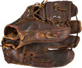Baseball Collectibles:Others, Circa 1963 Bill Mazeroski Game Used Fielder's Glove with MazeroskiLetter....