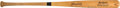 Baseball Collectibles:Bats, 1971-79 Willie McCovey Game Used & Signed Bat, PSA/DNA GU 8.5....