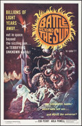 "Movie Posters:Science Fiction, Battle Beyond the Sun (Filmgroup, Inc., 1962). One Sheet (27"" X41""). Science Fiction.. ..."