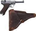 Handguns:Semiautomatic Pistol, Mauser 42 Code P08 Luger Semi-Automatic Pistol.... (Total: 2 )