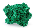 Minerals:Cabinet Specimens, Malachite. Kambove Mine. Katanga Copper Crescent.Katanga, Democratic Republic of Congo. 4.45 x 3.71 x 3.48in...