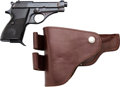 Handguns:Semiautomatic Pistol, Beretta Model 70S Semi-Automatic Pistol with Holster.... (Total: 2)