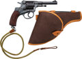Handguns:Double Action Revolver, Russian Model 1895 Nagant Double Action Revolver.... (Total: 2 )