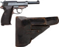 Handguns:Semiautomatic Pistol, Walther Model P.38 Semi-Automatic Pistol with Holster.... (Total: 2)
