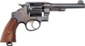 Handguns:Double Action Revolver, Smith & Wesson U.S. Army Model 1917 Double Action Revolver....
