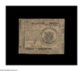 Colonial Notes:Continental Congress Issues, Continental Currency May 10, 1775 $1 Extremely Fine. This lowestdenomination from the first issue is much more difficult to...