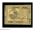 Colonial Notes:Continental Congress Issues, Continental Currency May 10, 1775 $6 Very Choice New. A near-Gemexample from this earliest Continental Issue. Both signatur...