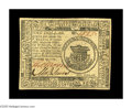 Colonial Notes:Continental Congress Issues, Continental Currency November 29, 1775 $1 Gem New. One DollarContinentals were printed for only five of the eleven issues: ...
