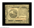 Colonial Notes:Continental Congress Issues, Continental Currency November 29, 1775 $6 About New. A singlecenter fold away from the Choice New grade....