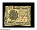 Colonial Notes:Continental Congress Issues, Continental Currency November 29, 1775 $7 Choice New. A Gem in manyrespects, but the margins just touch the design in a few...
