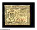 Colonial Notes:Continental Congress Issues, Continental Currency November 29, 1775 $8 Choice New. Cut slightlyin at the left and with a very minor amount of surface so...