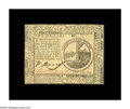 Colonial Notes:Continental Congress Issues, Continental Currency February 17, 1776 $2 Extremely Fine. Nicelysigned and attractive, although closely margined all the wa...