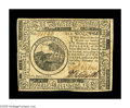 Colonial Notes:Continental Congress Issues, Continental Currency February 17, 1776 $6 Very Choice New. Anear-Gem Continental, with strong signatures, a sharply printed...