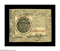 Colonial Notes:Continental Congress Issues, Continental Currency May 9, 1776 $7 Gem New. All Continentals arevery scarce in top grade and this one is a beautiful examp...