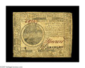 Colonial Notes:Continental Congress Issues, Continental Currency July 22, 1776 $7 Extremely Fine. A wellmargined, boldly signed example from this very scarce issue....