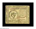 Colonial Notes:Continental Congress Issues, Continental Currency July 22, 1776 $8 About New. CAA has sold onlyfive examples of this denomination and issue in our 40+ s...
