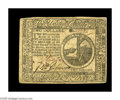 Colonial Notes:Continental Congress Issues, Continental Currency November 2, 1776 $2 Extremely Fine.Exceptionally broadly margined on both sides, with good signatures...