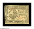 Colonial Notes:Continental Congress Issues, Continental Currency November 2, 1776 $6 Very Choice New. Abeautiful Continental that approaches the full Gem grade. It's u...