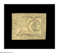 Colonial Notes:Continental Congress Issues, Continental Currency February 26, 1777 $3 Extremely Fine. Anunusually nice example, with excellent margins all around on bo...